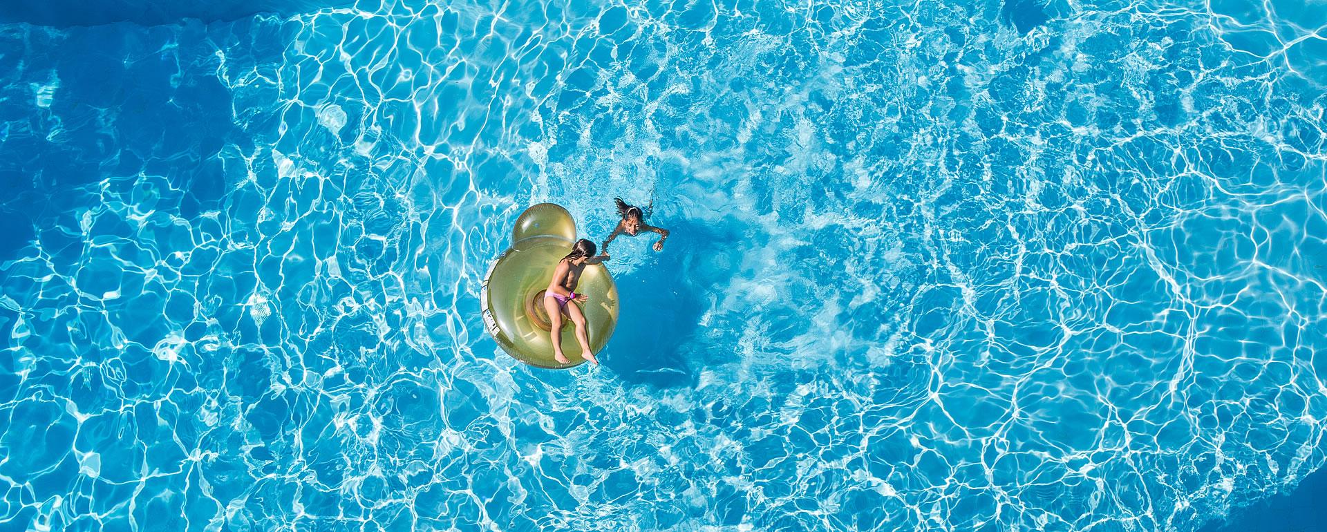 Hotel con piscina privata