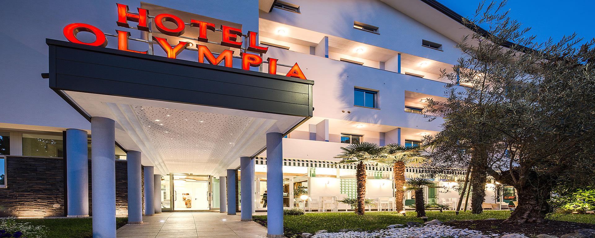 Hotel Olympia Lignano Pineta
